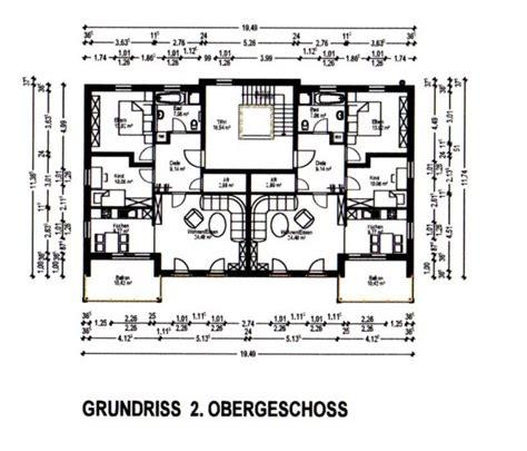 2 schlafzimmer grundriss immobilien pocking renditeobjekt mit 4 exklusive 3