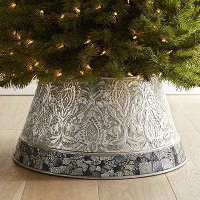 embossed mosaic tree collar pier 1 imports