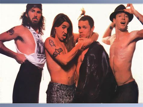 red hot chili peppers need no followers august 2010