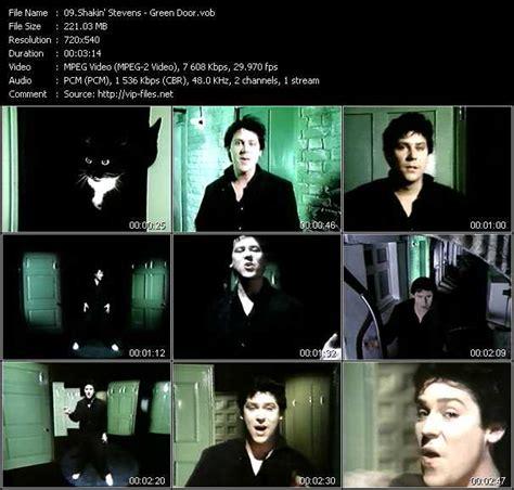 Green Door Song Original Artist by Shakin Green Door Hq Vob Mpeg 2