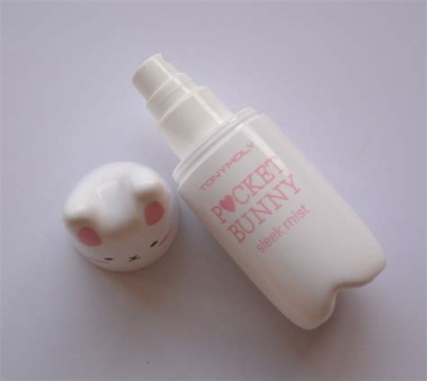 Harga Tony Moly Pocket Bunny Sleek Mist tony moly pocket bunny sleek mist review