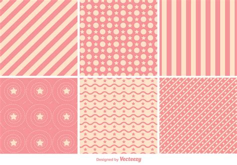 pink pattern free vector geometric pink pattern vectors download free vector art