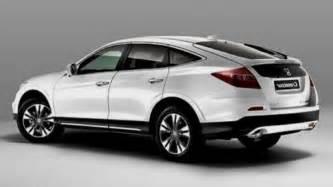 Honda Crossovers 2015 Honda Crosstour Review Dimensions Futucars Concept