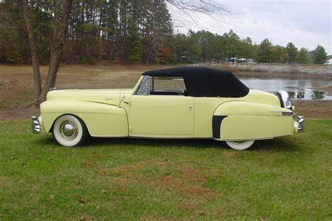 lincoln continental 1946 1946 lincoln continental convertible 138894