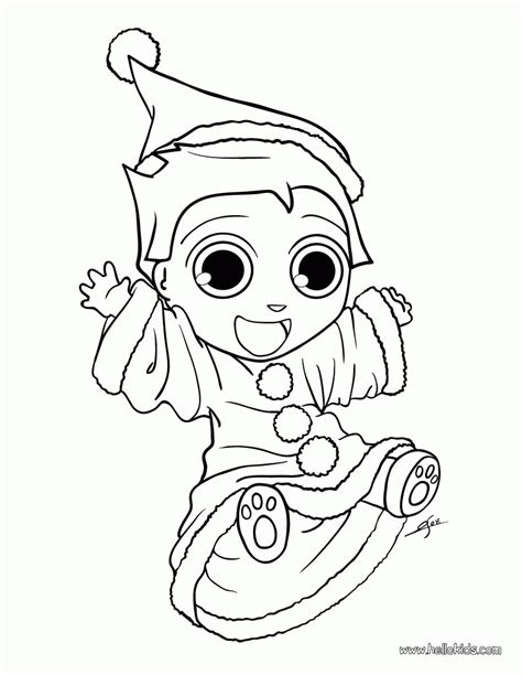 elf on the shelf and santa coloring pages elf on the shelf coloring pages free az coloring pages