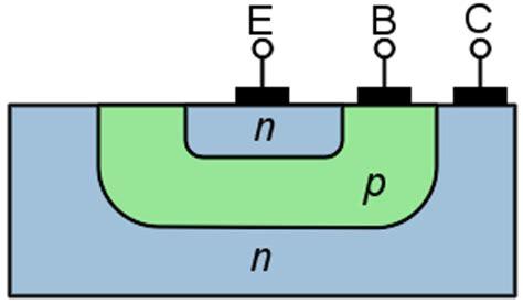 bipolar transistor aufbau bipolarer transistor