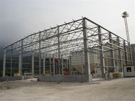 structural layout of industrial building industrial buildings