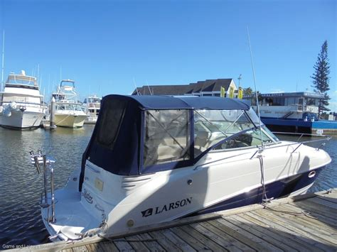 larson boats for sale qld larson cabrio 274 power boats boats online for sale