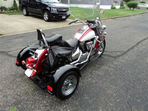 Suzuki Intruder Trike 1999 Vl1500 Suzuki Intruder Trike Motorcycle