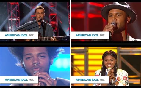 american idol results performances who went home the
