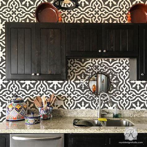 kitchen stencils designs wall stencils furniture stencils wall painting stencils