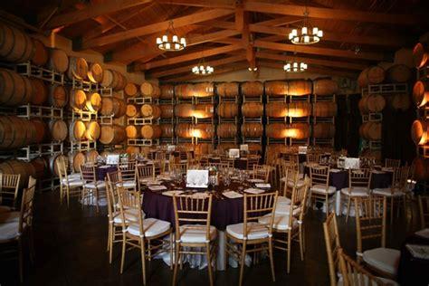 barrel room wedding 2 bernardo eco luxe vineyard wedding in southern california inside
