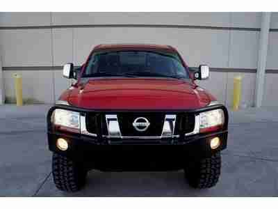 Nissan Tire Warranty Find Used Custom Lifted Nissan Titan Le 20 Quot Chrome Wheels