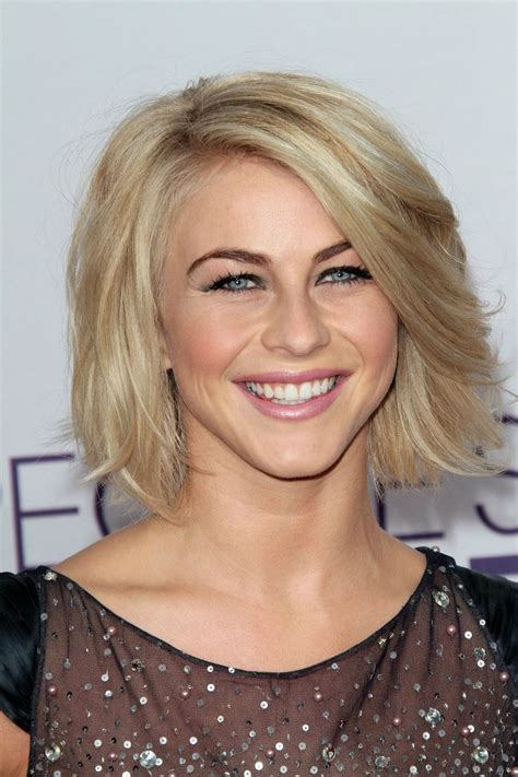 what type of hair does julianne hough have how to style a bob mom fabulous