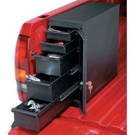 small truck bed tool box cases tool box and toyota on pinterest