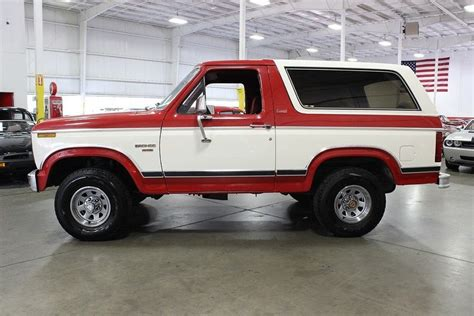 1982 Ford Bronco by 1982 Ford Bronco Gr Auto Gallery