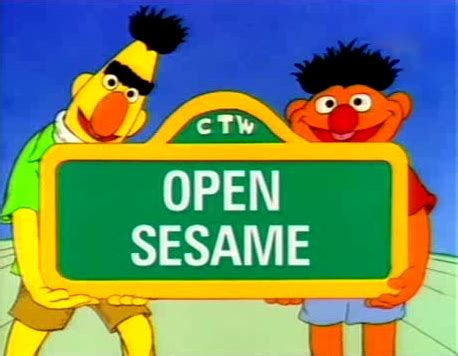 open sesame open sesame muppet wiki fandom powered by wikia