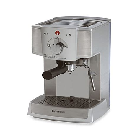Coffee Maker Untuk Cafe espressione model 1334 1 cafe minuetto professional espresso and cappuccino maker www