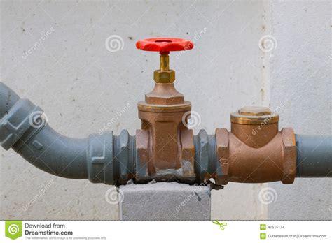 Flow Flow Set water valve set in the building water flow by