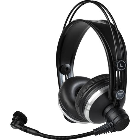 Headset Akg Akg Hsd 171 Professional Headset With Dynamic 2955x00260 B H