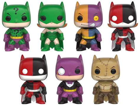 Funko Pop Batman Two Impopster awesome new upcoming dc products comics amino