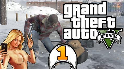 grand theft auto 5 gameplay walkthrough part 1 gta 5 caign walkthrough part 1 quot best game ever
