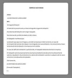 acta entrega declaracin anual 121 formato del acta de entrega