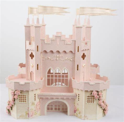 Make A Paper Castle - fairytale castle 187 pion design s
