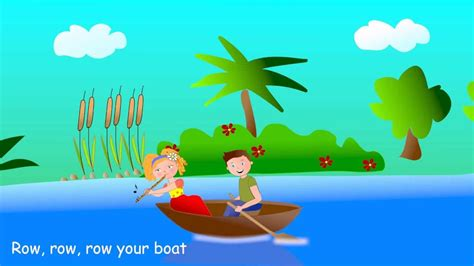 Row Row Row Your Boat Melody Sound Board Book nursery rhyme row row row your boat melody and lyrics
