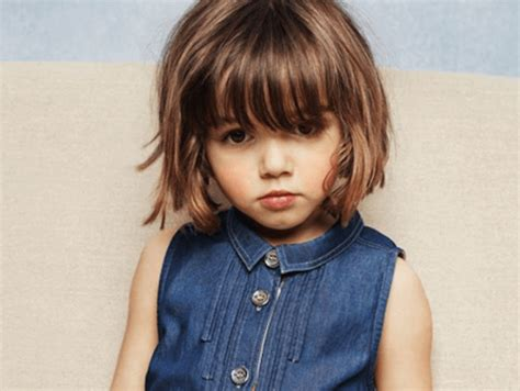 Front Bangs Hairstyles by 10 Attractive Haircuts For Your Baby Babygogo