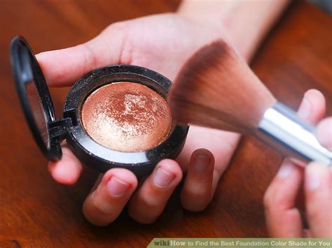 how to find your foundation color the easiest way to find the best foundation color shade