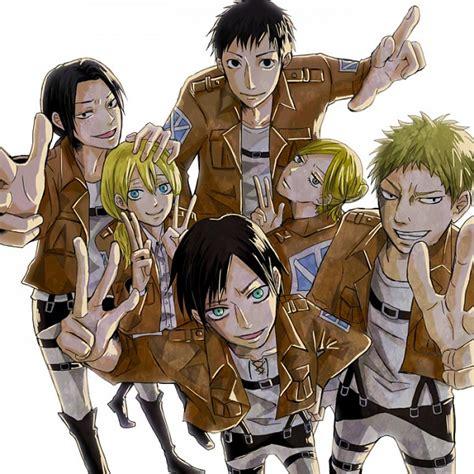 Murah Kaos Anime Snk Attack On Titan snk attack on titan anime loverz fan 35693251 fanpop