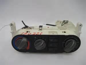 2002 Nissan Sentra Se R Parts Ac Heater Temp Nissan Sentra 2002 02 Se R Spec V