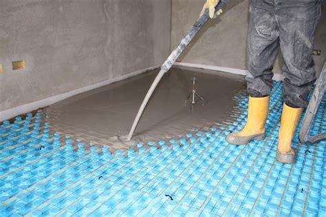 cemento autolivellante per pavimenti prezzi massetto per pavimento massetto radiante