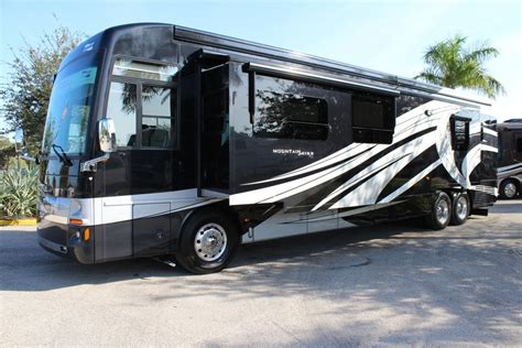 rv inventory search result motorhome units 2014 newmar mountain aire 4369 class a diesel motorhome