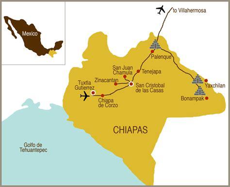 map of mexico chiapas chiapas pronunciation ˈtʃjapas