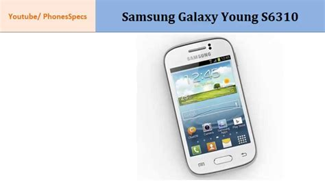 Handphone Samsung Galaxy S6310 samsung galaxy s6310 specifications