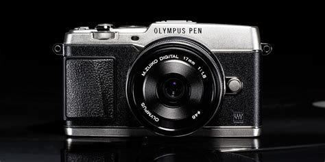 Kamera Olympus Pen E P5 neue high end pen kamera olympus unhyped