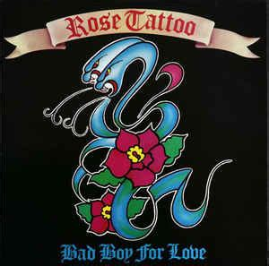 rose tattoo bad boy for love bad boy for vinyl at discogs