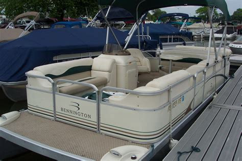 bennington pontoon boat prices 2005 bennington 20 pontoon w yamaha 50 hp 4 stroke o b