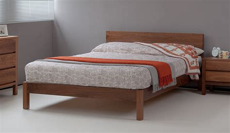 modern wood bed sahara contemporary wooden bed natural bed company