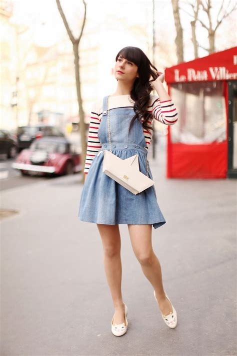 Moschino Cheap Chic Deauvill Striped Flats by Best 25 Cherry Blossom Dress Ideas On Cherry