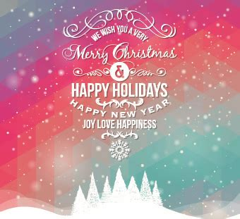 vector happy holiday card  vector    vector  commercial  format