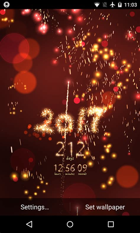 new years countdown live new year countdown to 2017 android apps on play