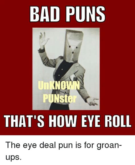 Bad Pun Meme - funny eye roll memes of 2017 on sizzle eye rolling