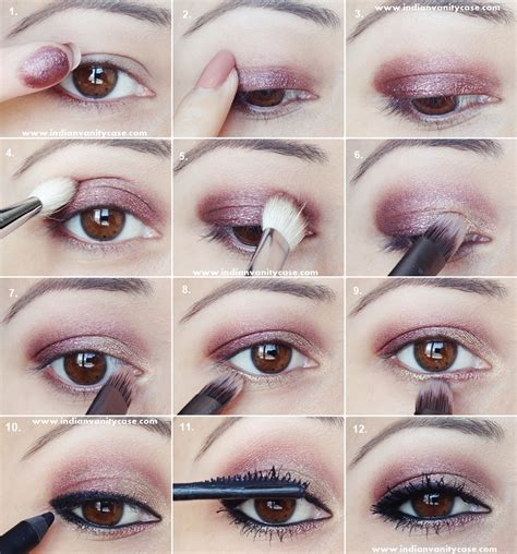 Eyeshadow Wardah Vs Makeover s day eye makeup trusper
