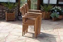 Teak Garden Furniture 8 Seater Deauville Teak Garden Furniture Set Humber Imports