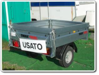 carrello porta auto usato vendesi automobile club agenzia carrelli traino prezzi