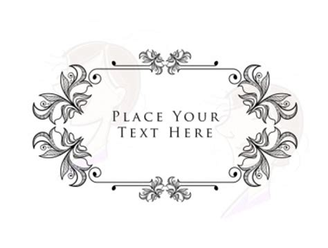 Old Borders Gift Cards - vintage spring borders old style decoration digital frame diy bridal wedding