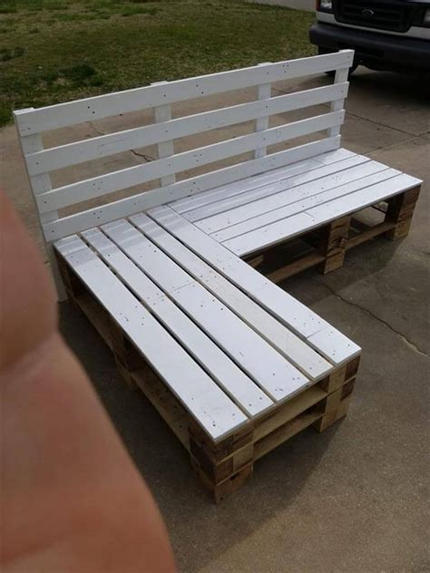 diy pallet outdoor rustic bench pallet furniture diy diy pallet sectional bench pallet furniture diy
